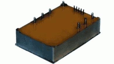 Рис. 1. Модуль управления трехфазным вентильным двигателем с датчиками Холла