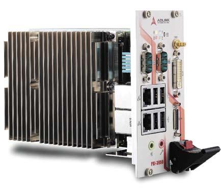 Контроллер PXI-3950