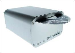 Мультимедийный ПК Nanode на базе платы VIA EPIA-N Nano-ITX
