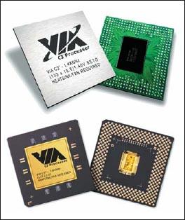 Процессоры VIA C3-M и VIA C3-M LV
