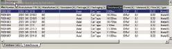 Рис. 10, b. Просмотр таблиц базы данных