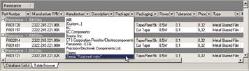 Рис. 10, d. Просмотр таблиц базы данных