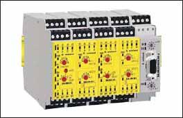 Аппаратный контроллер безопасности серии SAMOS