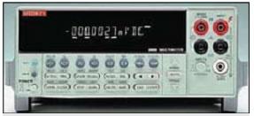 Прецизионный настольный мультиметр 2000/E фирмы Keithley