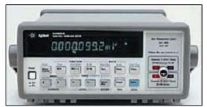 Высокоточный мультиметр 34420А фирмы Agilent Technologies