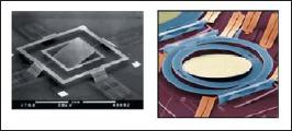 Примеры конструкций MEMS фотонных коммутаторов