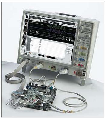 Осциллограф смешанных сигналов (MSO)