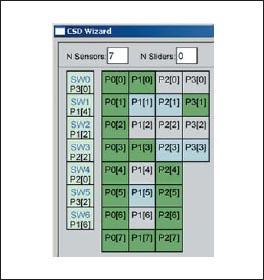 Мастер настройки модуля CSD