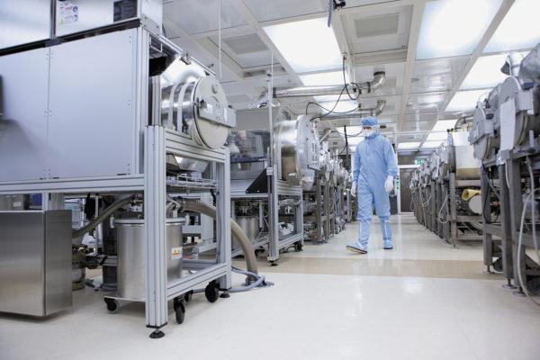Промышленные ALD-установки на собственном производстве Beneq
