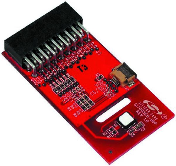 Отладочный модуль Si7005EVB-UDP