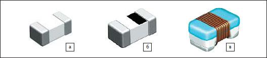 Чиповые керамические индуктивности TOKO