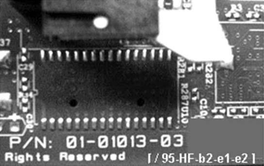 Рис. 7. Пример маркировки платы или печатного узла