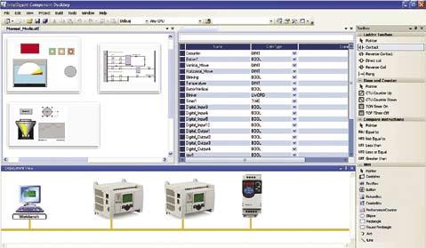 ISaGRAF6 Workbench в составе ACP