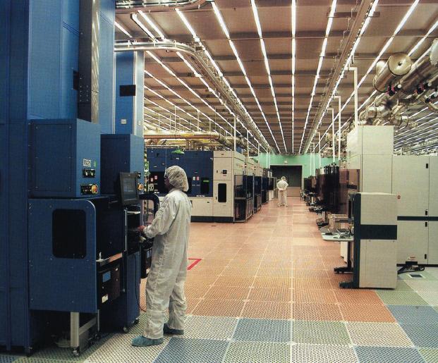 Рис. 4. Технологическое оборудование, установленное на заводе в Восточном Фишкиле