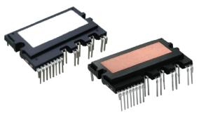 Рис. 1. Motion-SPM модули в miniDIP корпусе компании Fairchild Semiconductor