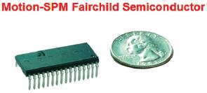 Рис. 5. SPM модуль FSB50250