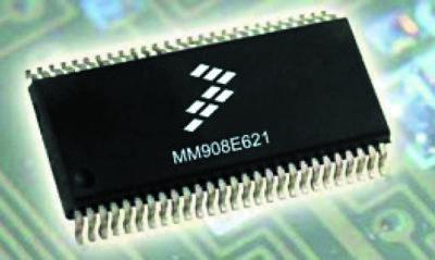 Внешний вид микросхемы ММ908Е621