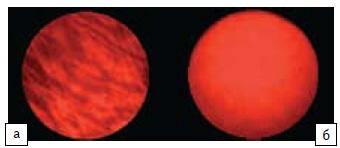 Изображения, полученные сенсорами в ближнем ИК-диапазоне