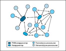 Топология «сеть»