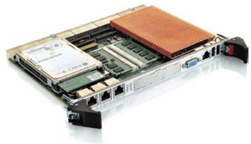 Процессорная плата Kontron CP6003-SA