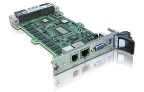 3U VPX-плата Kontron VX3035