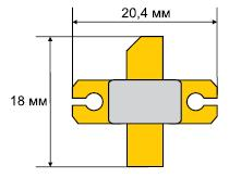 Внешний вид и габариты корпуса 55-QP