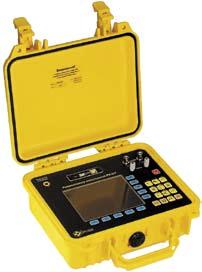 Высокоточный цифровой двухканальный полевой рефлектометр РИ-307