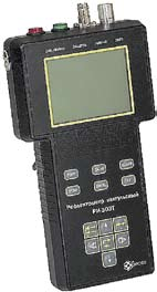 Портативный (ручной) рефлектометр-тестер РИ-303T