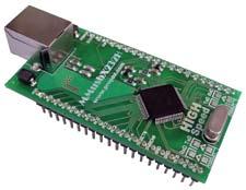Модуль MMusbX232H наоснове микросхемы FTDI FT2232H
