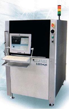 S3054QS — автоматизированная систем для контроля нанесения паяльной пасты