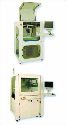 Современные автоматические установки селективного покрытия SCS