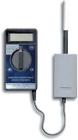 Рис. 11. Внешний вид термогигрометра ТКА-ПКМ-20