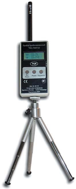 Рис. 12. Внешний вид термогигрометра ТКА-ПКМ-23