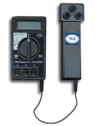 Рис. 9. Общий вид УФ-радиометра ТКА-ПКМ