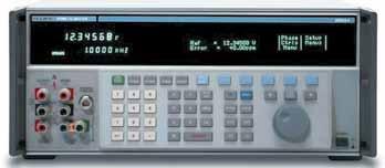 Калибратор Fluke 5720 с опцией радиочастотного выхода