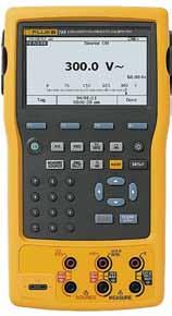 Портативный регистрирующий калибратор/измеритель Fluke-754