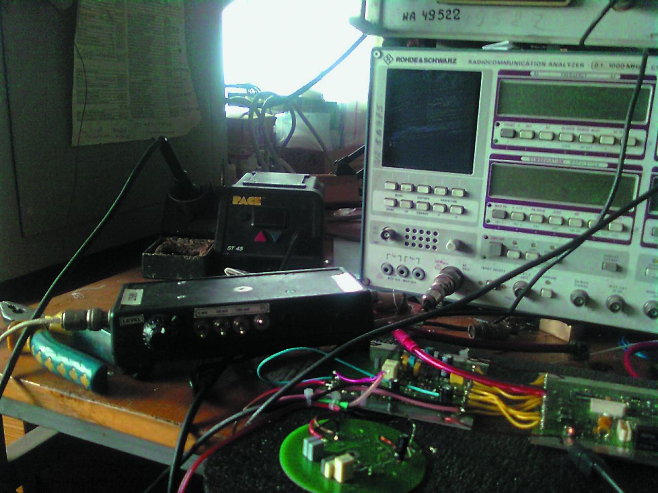 Внешний вид генератора шума