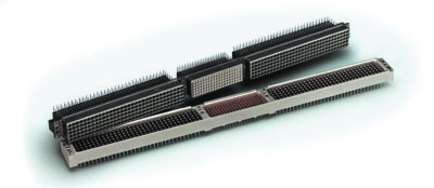 Ruggedized VME64x разъем компании Amphenol Aerospace