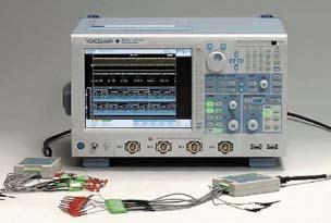 Внешний вид осциллографа смешанных сигналов Yokogawa DL 9700L