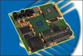 Так выглядит одноплатный компьютер ETX-PM — флагман продуктовой линейки ETX компании Kontron Embedded Modules