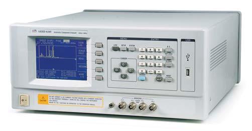 Рис. 2. Внешний вид измерителя АКИП-6105