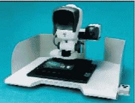 Рис. 1. Рабочее место визуального контроля VS8
