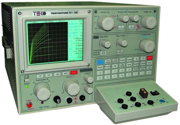Внешний вид Л2-100 ТЕКО