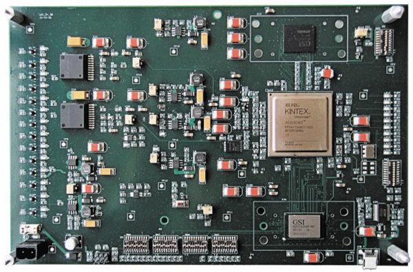 Оценочная плата SigmaQuad-III для Xilinx Kintex US