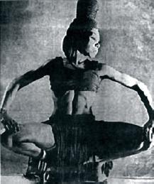 Рис. 8. Лавиния Вилльямс. 1942 год