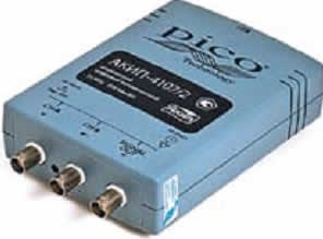 USB-осциллограф АКИП-4107/2