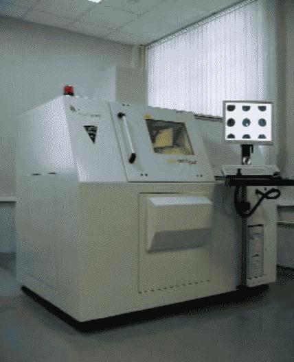 Рис. 1. Нанофокусная система рентгеновского контроля pcbajanaiyzer