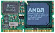Компактное процессорное решение DIMMPC/520I