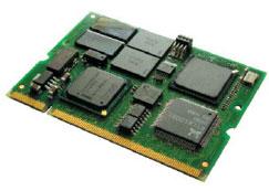Миниатюрный одноплатный компьютер серии XBoard размером с визитку