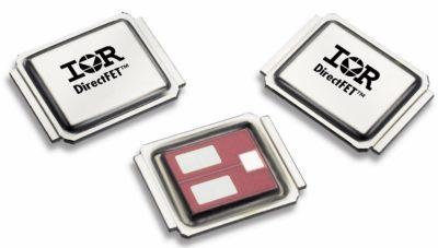 Общий вид DirectFET-транзисторов